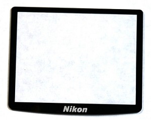 NIKON D700 LCD WINDOW DISPLAY PART