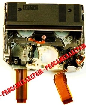 SONY MECHANICAL TAPE DECK MECHANISM FOR HDR-HC1 AND HDR-HC26 MD