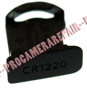 CANON SX120 MEMORY DATA BATTERY HOLDER